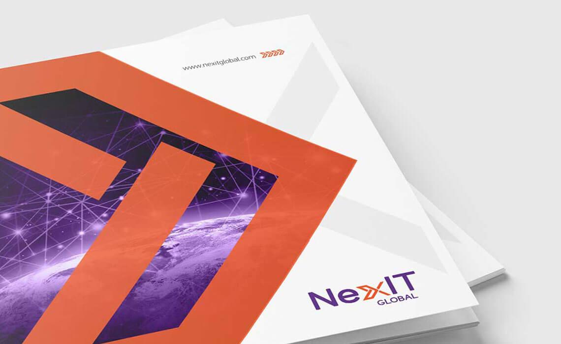 Nexit branding